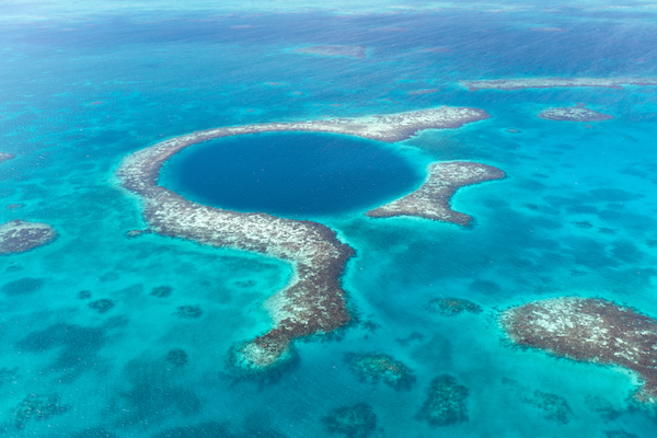 Favorite Dive Destinations  – Belize